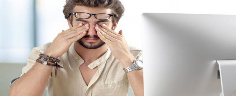 Are Personal Computers and Mobile Gadgets Harmful for Your Eyes?