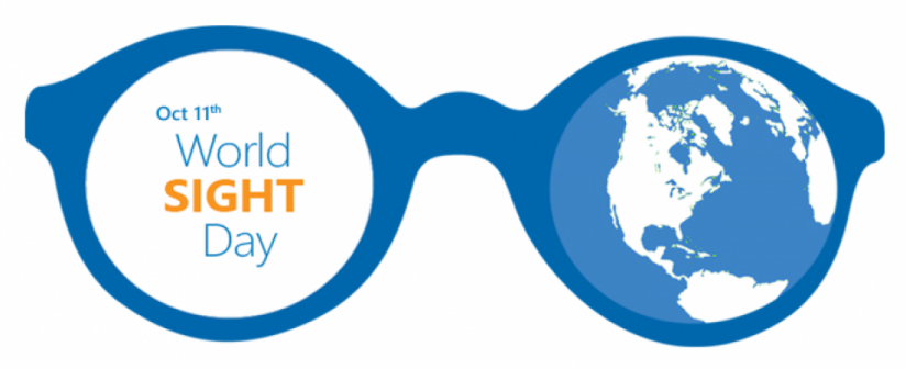 World Sight Day Thursday, 11 October