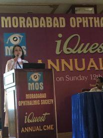 Dr-Ikeda at conference Moradabad
