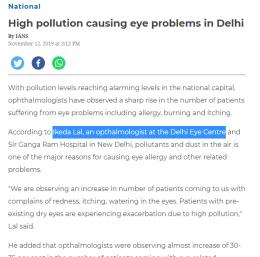 national news on eye care